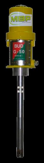 Bomba de engrase BUD G50/16 para bidones de 16 kilos