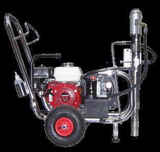 Airless gas equipment Magnus 8000 G