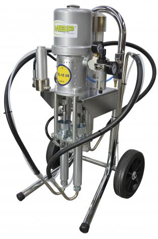 TEL 15-2K injection 2K pump