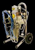 Equipo mezclador para dos componentes mezcla fija BUD 3-2K