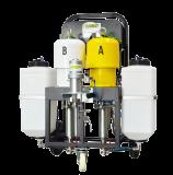 Equipo mezclador para dos componentes mezcla variable Super Mix 45