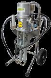 Equipo mezclador para dos componentes mezcla fija TEL 16-2K